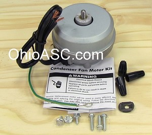 833697 refrigerator condenser fan motor ps395284 ap3120994 for Hotpoint refrigerator condenser fan motor