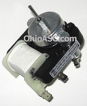 W10189703 evaporator fan motor kenmore whirlpool for Hotpoint refrigerator condenser fan motor